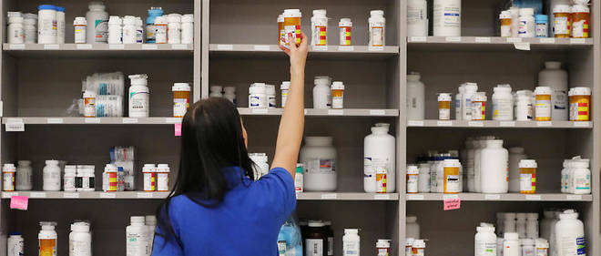 La fabrication des médicaments a été massivement délocalisée en Asie, le moindre incident peut entraîner des ruptures de stocks. (Photo d'illustration)