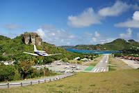 Mer, soleil, vent… L'outre-mer ne manque pas de ressources (ici, Saint-Barthélemy, dans les Antilles).
