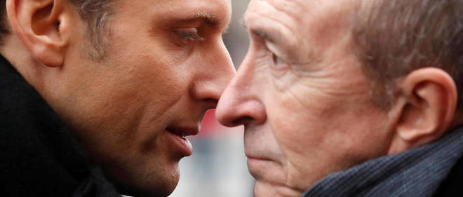 Avec le départ de Gérard Collomb, Emmanuel Macron perd l'un de ses premiers soutiens. Image d'illustration.