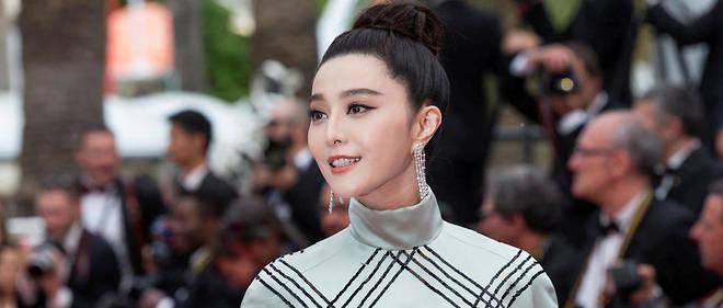 Fan Bingbing à Cannes en 2017. Pas sûr que la star chinoise foule à nouveau les carpettes rouges des festivals internationaux.