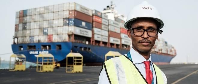 A l'image de l'Afrique, Djibouti voit son destin basculer progressivement. Ici, Abdillahi Adaweh Sigad, CEO du Terminal à conteneurs de Doraleh.