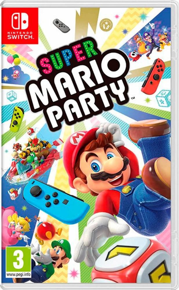 Jaquette Super Mario  ©  Nintendo