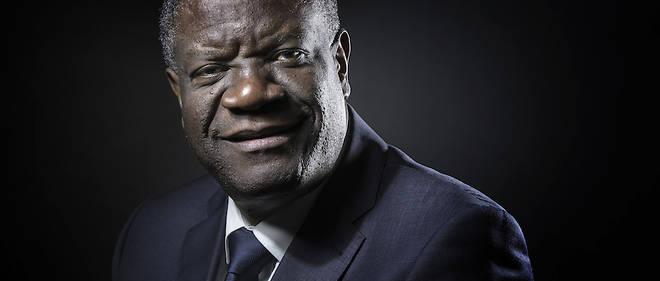 Le Dr Denis Mukwege a fondé l'hôpital Panzi à Bukavu pour la chirurgie réparatrice des femmes violées.