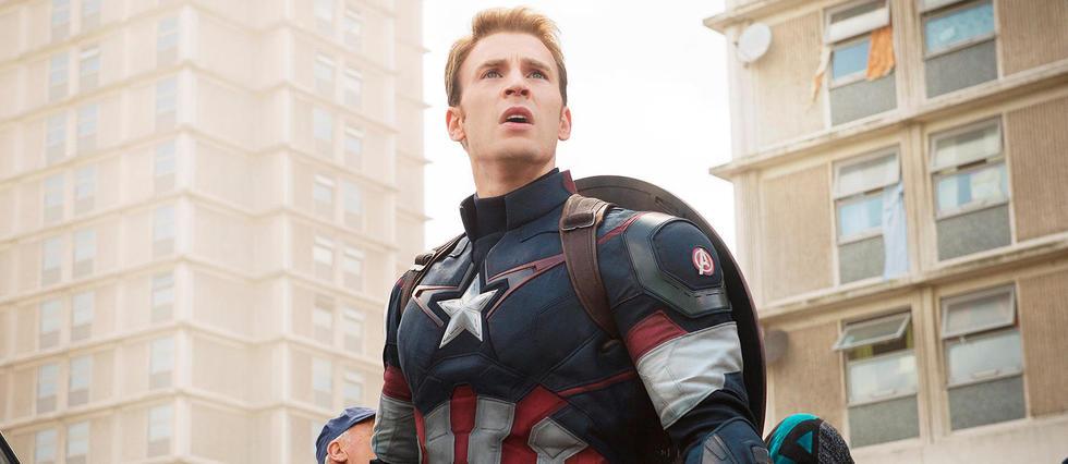 <p>Chris Evans fait ses adieux à Captain America.</p>