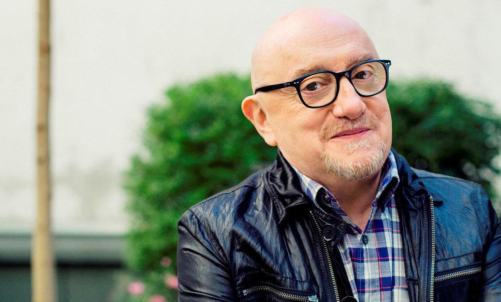 Moteur. Michel Blanc réalisateur, ici à Neuilly le 27septembre, signe son cinquième long-métrage.
