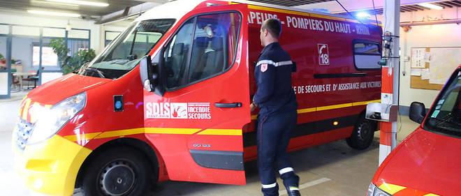 Le corps de l'homme a été retrouvé par des sapeurs -pompiers après plusieurs heures de recherche (photo d'illustration).