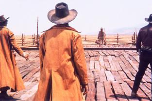 Il était une fois dans l'Ouest, de Sergio Leone.
