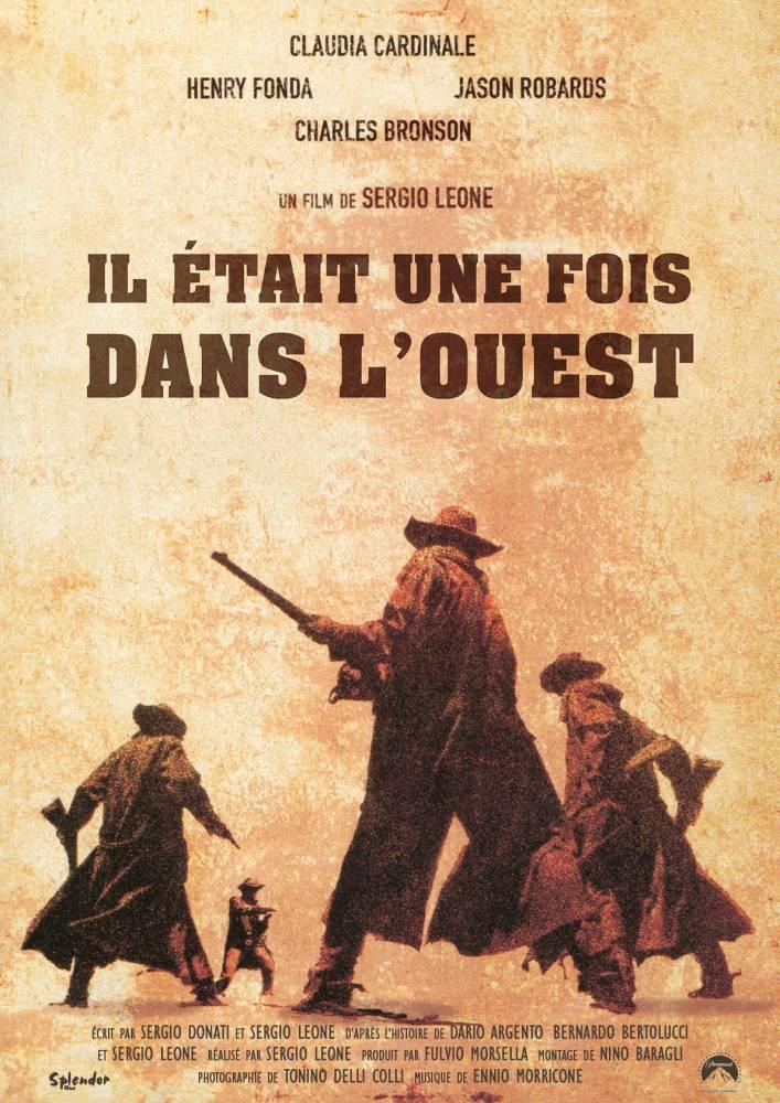 Il était une fois dans l'Ouest ©  Paramount Pictures/Splendor Films