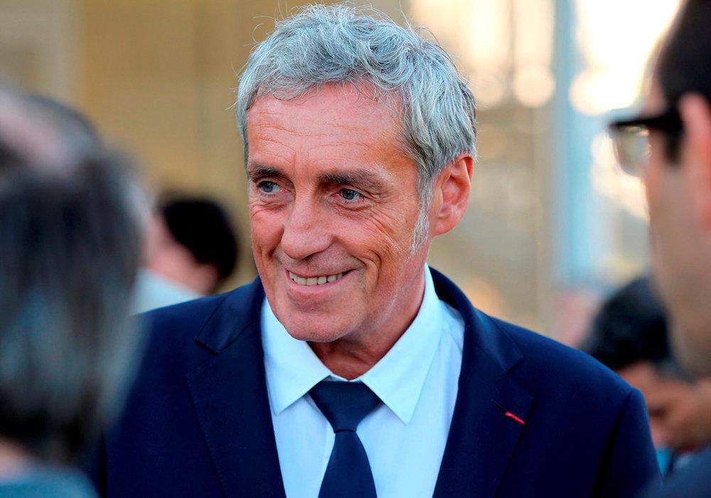Philippe Saurel. Président de Montpellier Méditerranée Métropole, maire de la ville de Montpellier