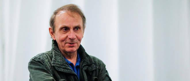 L'écrivain a reçu le prix littéraire Château La Tour Carnet pour l'ensemble de son œuvre.