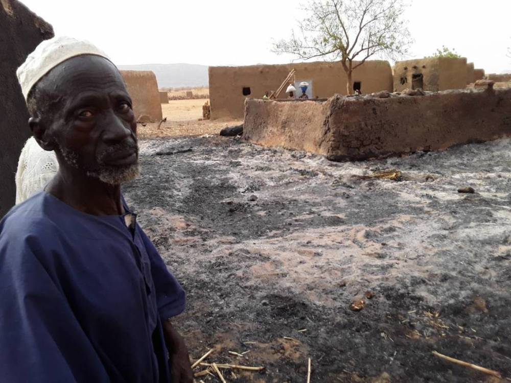 Depuis 2012, le centre du Mali est en proie à des affrontements intercommunautaires sur fond de massacres réguliers des Peuls par des milices locales, ou par des agents de l'État. De nombreux charniers ont été retrouvés, notamment ces derniers mois. ©  DR
