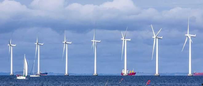 Éoliennes en mer. Les professionnels souhaitent que le gouvernement développent cette filière dans le cadre de la PPE.