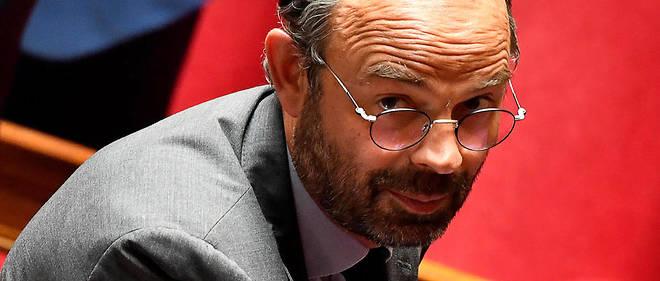 Édouard Philippe a temporairement remplacé Gérard Collomb au ministère de l'Intérieur.