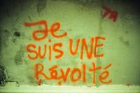 Mélange des genres sur les murs du métro parisien.  ©GIRARD Gaëtane