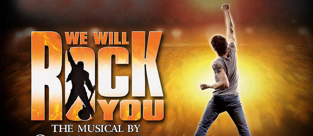 La comedie musicale  We Will Rock You  s'est exportee a Paris.