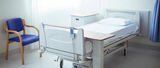 Chambre d'hôpital (photo d'illustration).