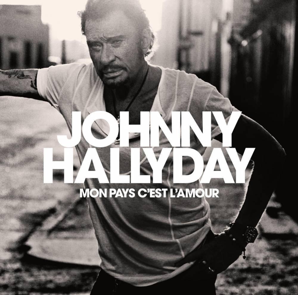 FRANCE-MUSIC-ALBUM-LEGEND-HALLYDAY © Warner