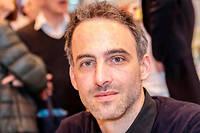 Raphaël Glucksmann sort un nouveau livre,auteur d'un essai intitulé Les Enfants du vide (Allary éditions).  ©CHRISTOPHE BONNET