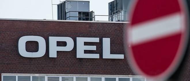Usine Opel
