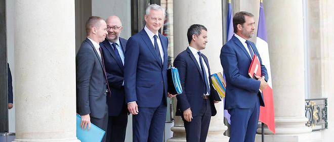 L'ordre protocolaire des ministres : un enseignement instructif sur l'influence et le poids politique de chacun...