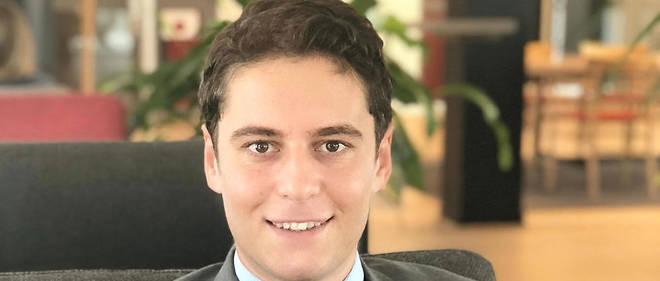 Gabriel Attal est un ancien conseiller parlementaire de Marisol Touraine, alors ministre de la Santé.