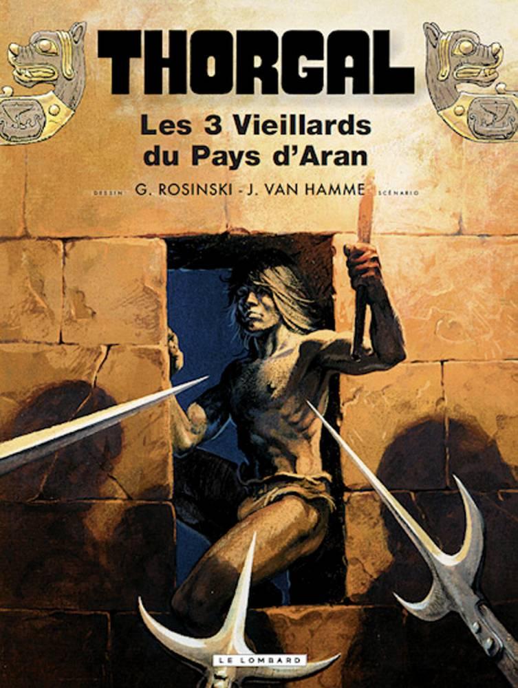 Les trois Vieillards du Pays d'Aran  ©  @Le Lombard