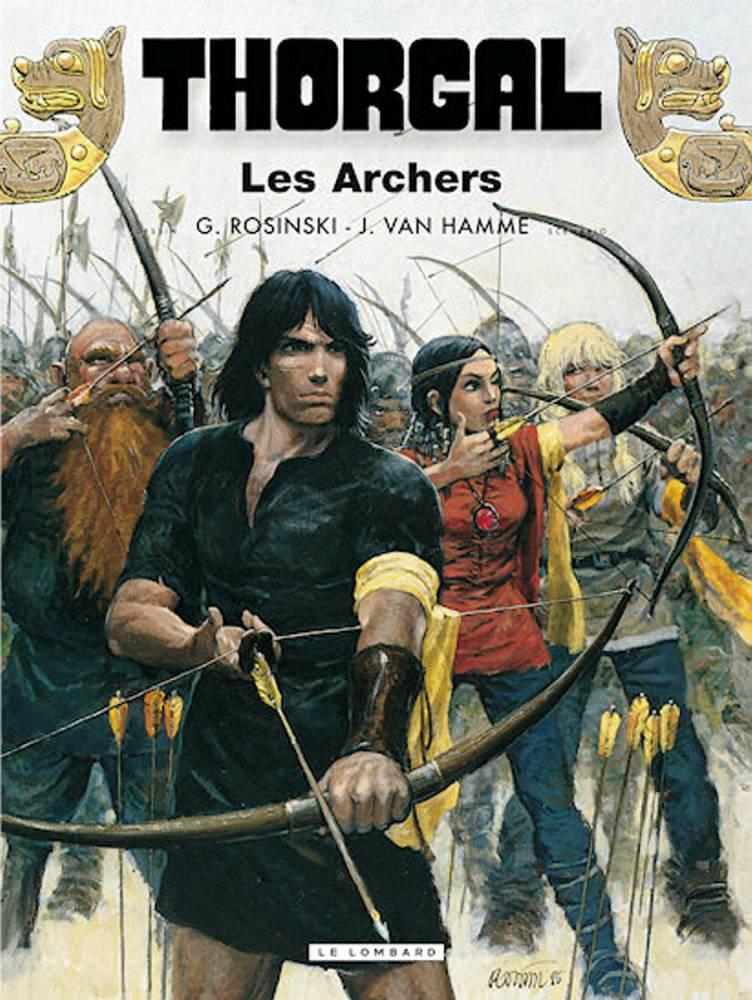 Les Archers  ©  @Le Lombard
