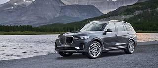 BMW X7 ©www.daniel-kraus.com