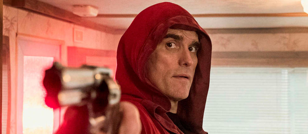 <p>Matt Dillon dans The House That Jack built de Lars von Trier.</p>