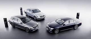 Mercedes EQ Power  ©Daimler AG - Global Communications Mercedes-Benz Cars