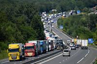 L'analyse des causes des accidents devra être très fine pour démêler l'influence directe du 80 km/h sur l'amélioration espérée des bilans. ©GUILLAUME SOUVANT