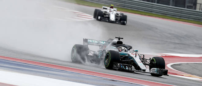Grand Prix des Etats-Unis 2018 à Austin (Texas)