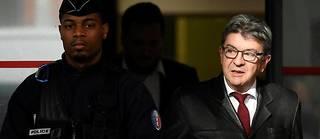 Jean-Luc Mélenchon a été entendu le 18 octobre, deux jours après les perquisitions à son domicile et dans les locaux de La France insoumise. Il dénonce une « manœuvre politique ».  ©LIONEL BONAVENTURE / AFP