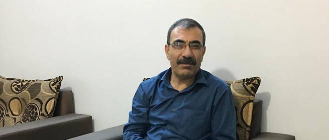 Aldar Khalil est l'homme fort du Kurdistan syrien.