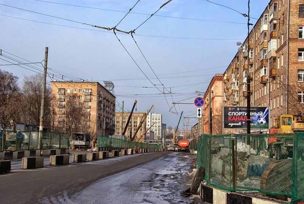 District de Sokol, Moscou, Russie, 2015.  ©  Svetlov Artem/Wikimedia, CC BY-ND