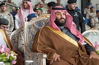 Le prince héritier Mohammed ben Salmane le 21 février à Riyad.
