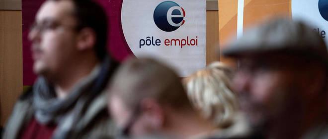 Le chômage a baissé lentement depuis l'arrivée d'Emmanuel Macron au pouvoir. Il est passé de 9,6 % à 9,1 %.