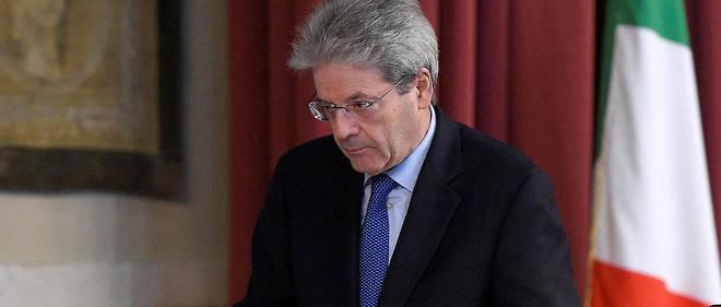 Paolo Gentiloni, le 20 mars 2018. L'ancien président du Conseil estime que l'action de son gouvernement a assaini la situation italienne et que l'envolée du spread est due aux déclarations intempestives de l'exécutif actuel.