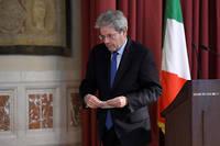 Paolo Gentiloni, le 20 mars 2018. L'ancien président du Conseil estime que l'action de son gouvernement a assaini la situation italienne et que l'envolée du spread est due aux déclarations intempestives de l'exécutif actuel.  ©Mistrulli/Fotogramma/ROPI-REA