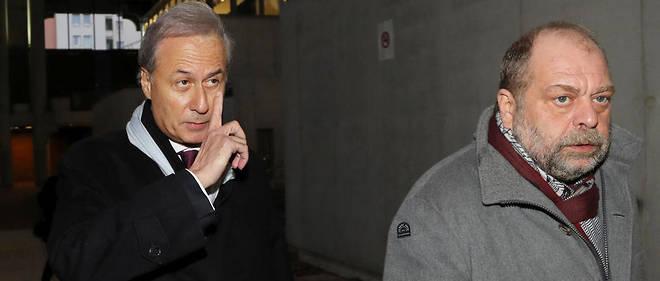 L'ancien secrétaire d'État et maire en exercice de Draveil (Essonne) est jugé depuis mardi au côté de son ex-adjointe Brigitte Gruel.