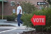 Aux États-Unis, chaque État édicte ses propres règles et procédures électorales.  ©JOE RAEDLE