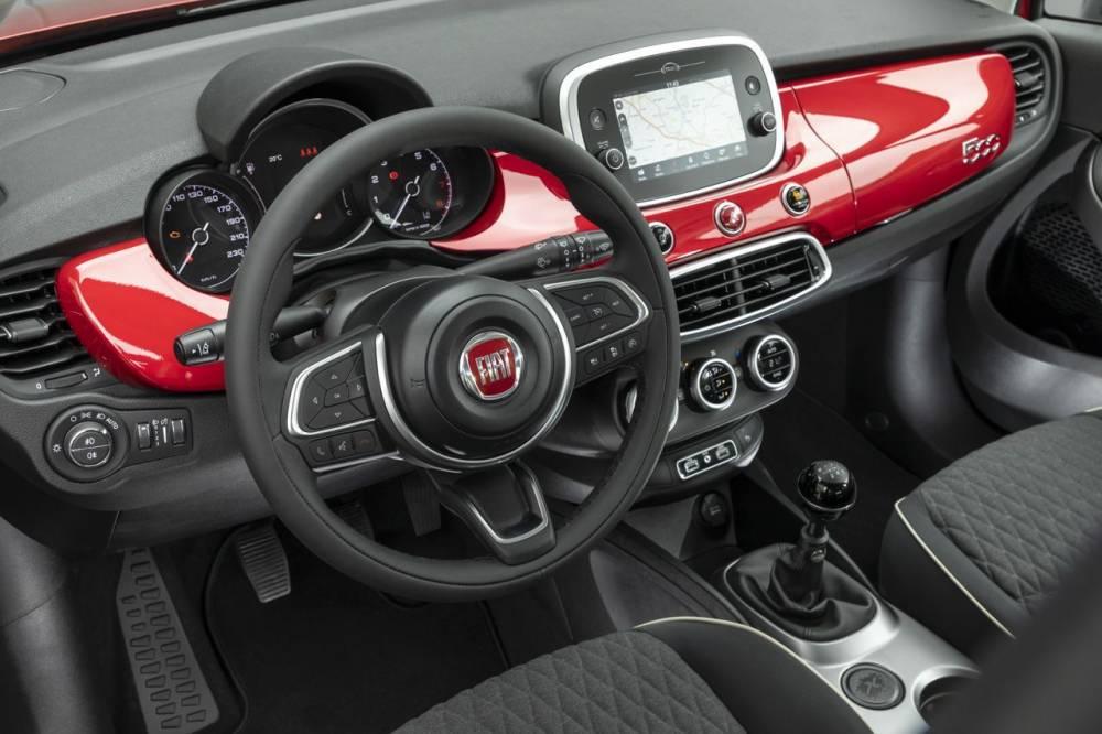 Fiat 500X ©  Fiat