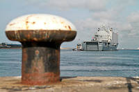 L'opération de l'Otan Trident Juncture rassemble 50000 soldats, 10000 véhicules, 65 navires et 250 aéronefs.  ©ANTON KAPPERS