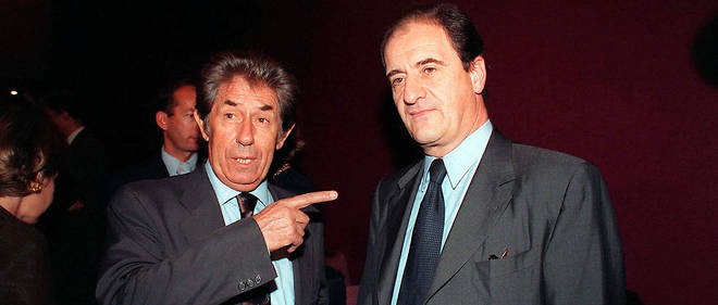 Philippe Gildas et Pierre Lescure : un chassé-croisé professionnel de plus de 50 ans.