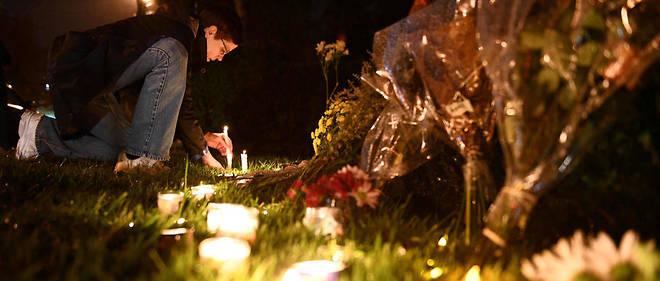 La fusillade dans une synagogue a fait onze morts et six blessés.