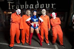 West Hollywood Carnaval, en Californie.