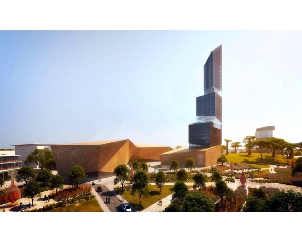 Une vue de Yennenga à partir d'images inspirées par le projet.  ©  DR