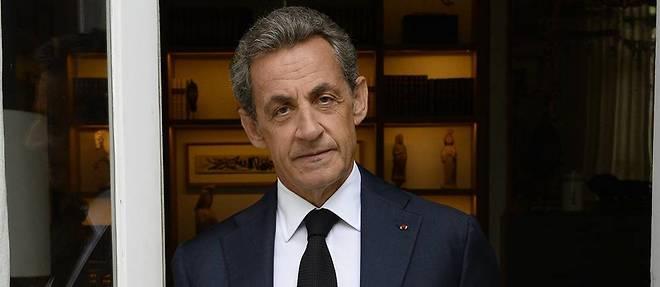 Nicolas Sarkozy s'est longuement confié au