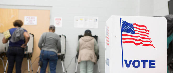 Les élections de mi-mandat sont organisées mardi aux États-Unis.