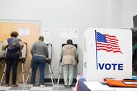 Les élections de mi-mandat sont organisées mardi aux États-Unis.  ©Jessica McGowan